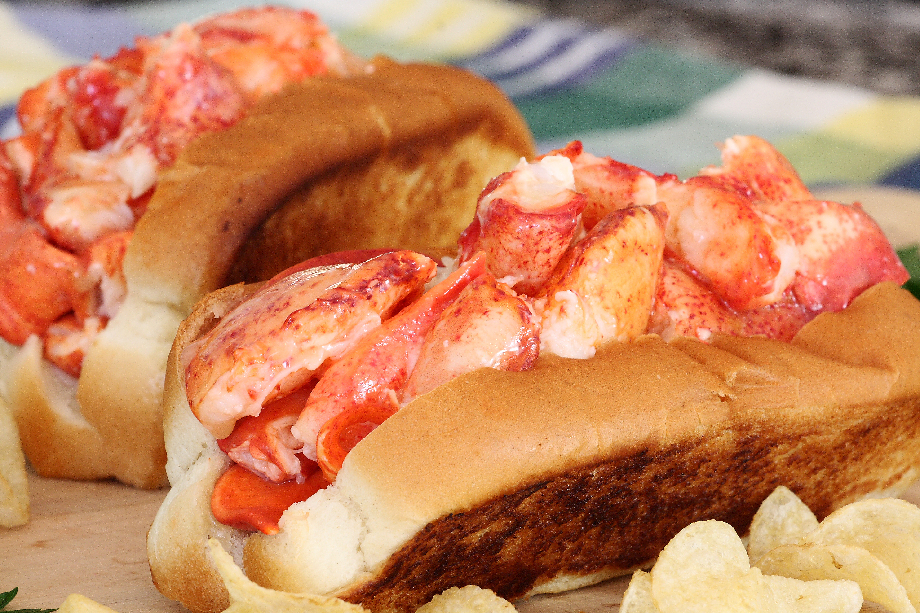 Best Lobster Roll Port Jeff