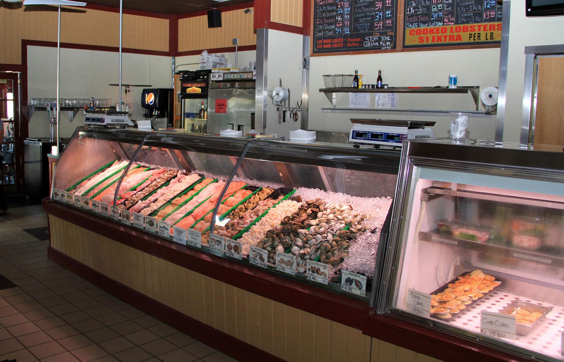 long island fish market