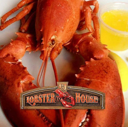 Lobster at PJ Lobster House
