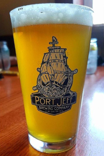 Port Jeff Brewing Company PJ Lobster House