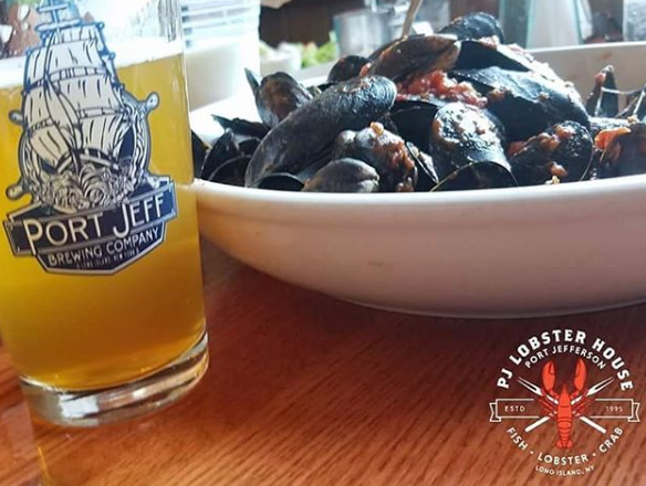 PJ Lobster House Beer and Oysters